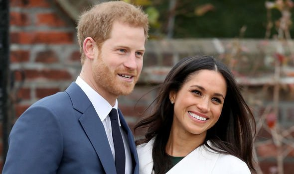 HArry and Meghan were criticised for using a private jet