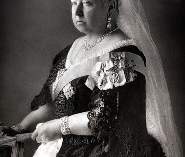 Queen Victoria And Brown
