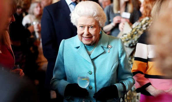 Royal Family: The Queen has been praised for her