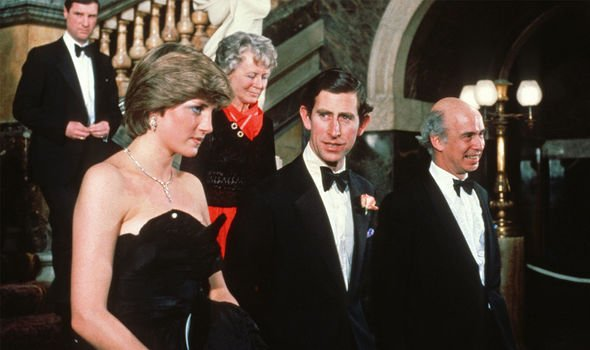 Royal history: Diana spoke of being young and naive when she entered The Firm