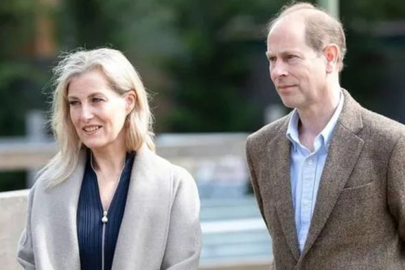 Sophie Wessex and Prince Edward joked about not knowing who Oprah Winfrey in an interview