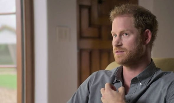The Me You Can't See: Happy talking during the first episode of his new Apple TV  series