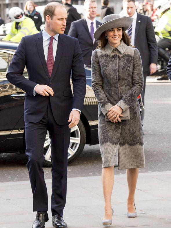 Couple in smart dress