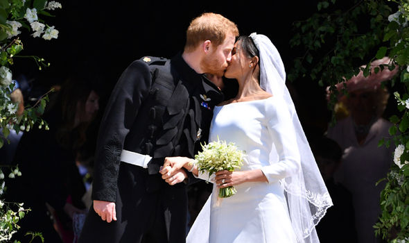 """The Royal Wedding preparations were so stressful, Prince Harry became """"petulant and short-tempered"""""""