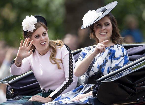 prince harry title news princess eugenie princess beatrice work company royal news