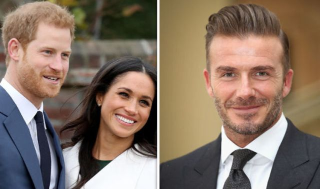 Meghan Markle and Prince Harry to team up with David Beckham for Invictus Games