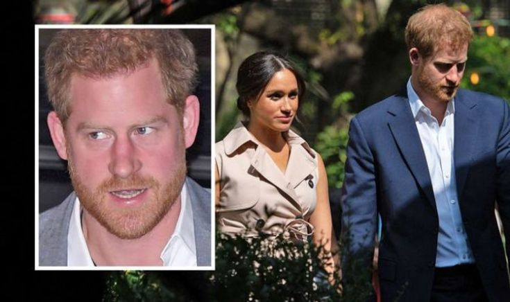 Meghan and Harry 'frustrated' as they're forced to 'rely' on help out of their 'control'