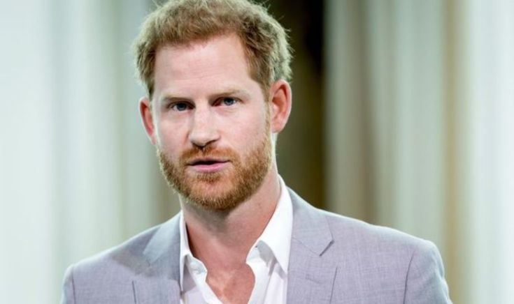 Prince Harry savaged for 'lecturing the Queen' in latest speech despite glaring flaw