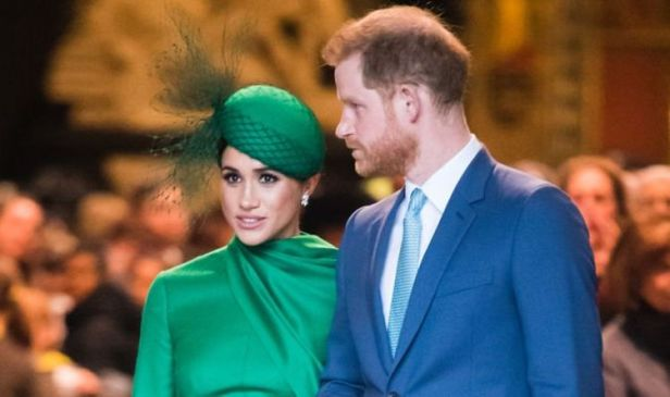Meghan Markle and Prince Harry's Oprah interview 'in the works' since before wedding