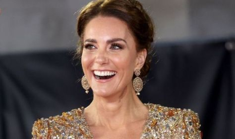 Kate Middleton's iconic Jenny Packham dress from the Bond premiere for sale at a high price