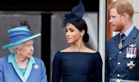 Royal Family LIVE: Meghan and Harry 'planning alternative Jubilee in US' – bombshell claim