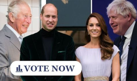 Royal POLL: Who should lead UK's green revolution? Kate and William, Charles or Boris?