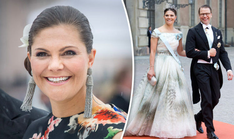 Crown Princess Victoria Of Sweden Opens Up On Anorexia