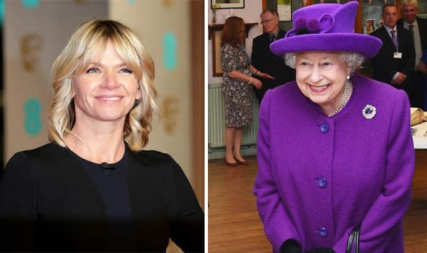 Queen's birthday party: Zoe Ball to host BBC celebration ...