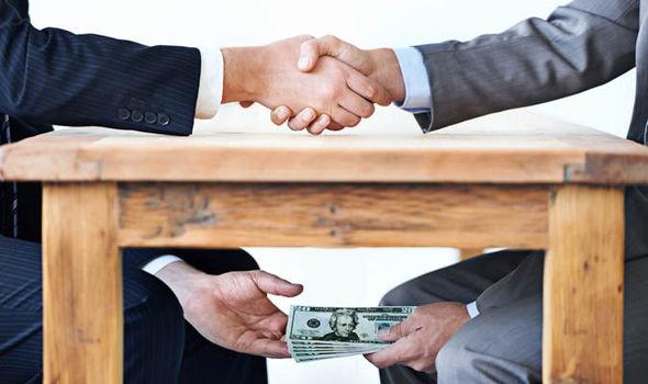 Resultado de imagen para images of corruption