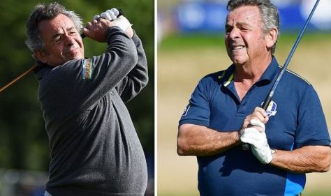 Tony Jacklin: 'Just tell me whether I'm going to die or not!' Golf pro on cancer diagnosis