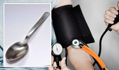 Hypertension diet: Eating just a teaspoon of this can slash risk of high blood pressure