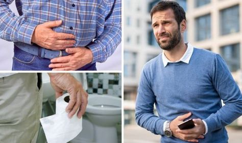 Crohn's: The consistency of your poo could signal 'urgent' and 'emergency care' is needed