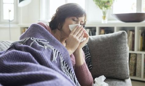 How to avoid super cold - 9 symptoms and 6 ways to stave off the 'worst cold ever'