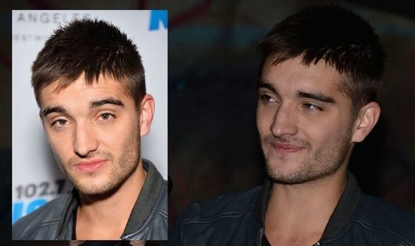 Tom Parker health: The Wanted singer wanted to 'curl up and die' after receiving diagnosis