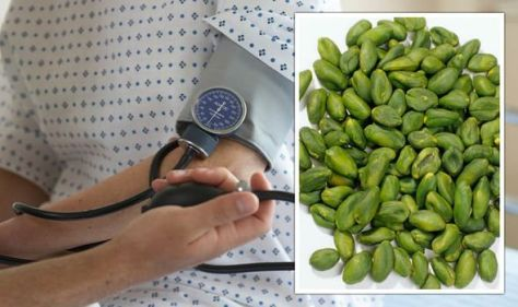 Hypertension diet: The 2p snack that can lower blood pressure and high cholesterol