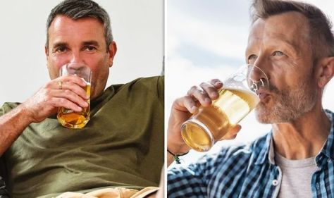 Alcohol-related fatty liver disease symptoms: Early warning signs your liver is struggling