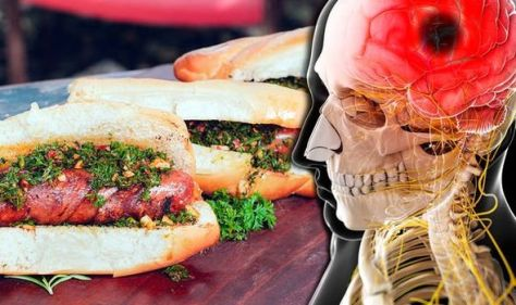 Stroke: The three food types to avoid which could reduce your risk by 80%