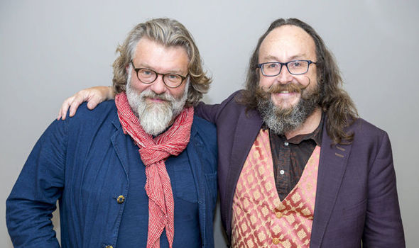 Start here to get good advice for weight loss. TV chefs The Hairy Bikers Dave Myers and Si King on why ...