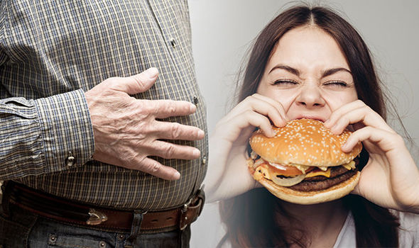 Stomach bloating: Steer clear of this when you eat to stop excess wind and a swollen belly