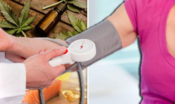 high blood pressure hypertension supplements diet