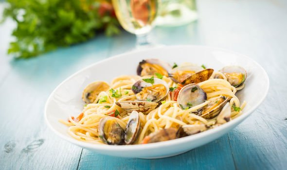 B12 deficiency: Clams are a great source of B12
