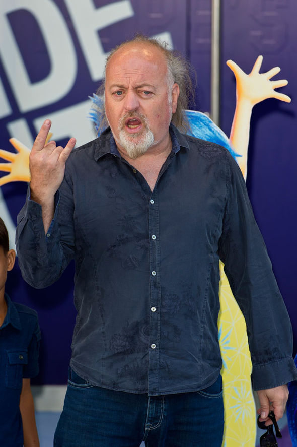 Comedian Bill Bailey on his charity walk for his late mum ...