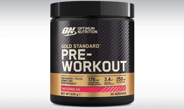 Optimum Nutrition Gold Standard Pre-Workout Powder