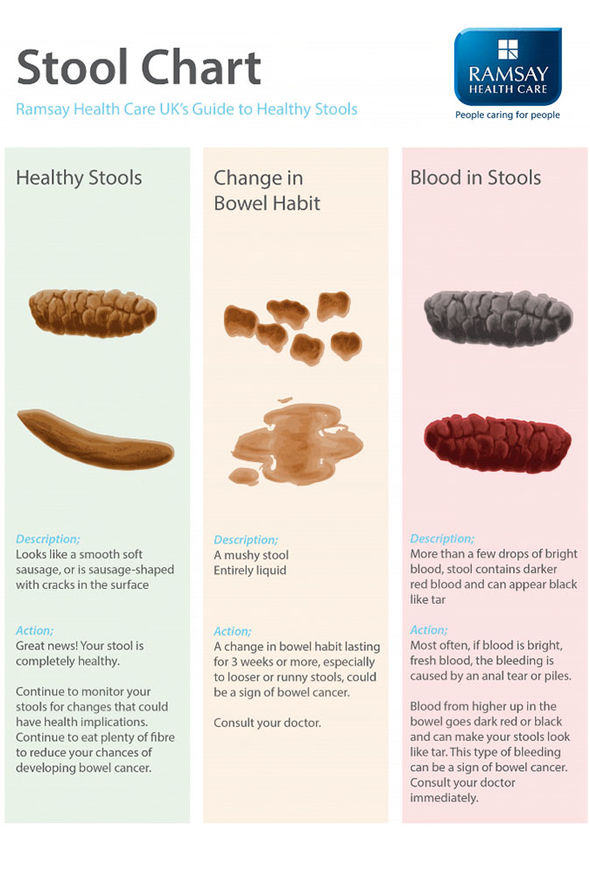 Causes Red Blood Stool