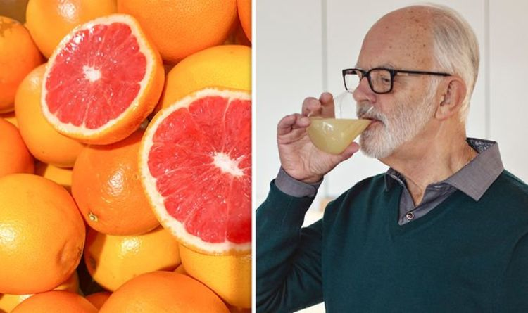 Statins side effects: Why drinking or eating grapefruit can be dangerous