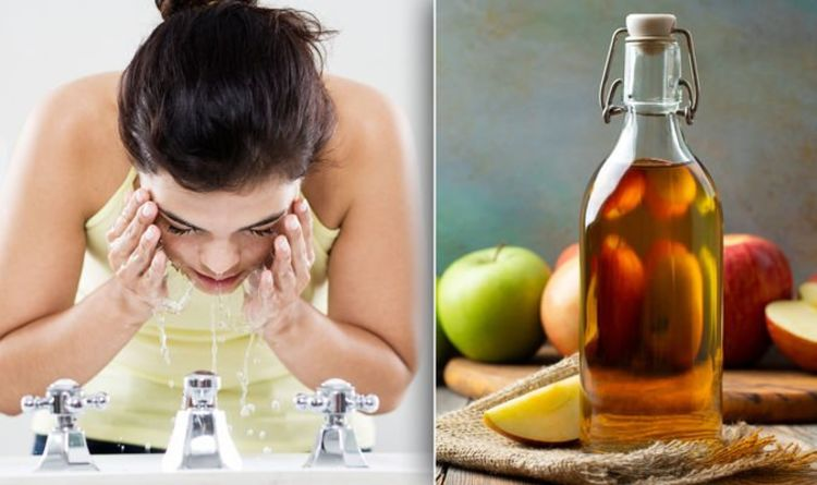 Benefits of apple cider vinegar: How to use ACV as a facial cleanser to improve the skin