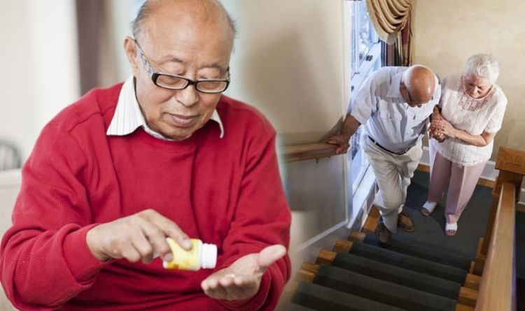 Statins side effects: Has yours walking changed? How the drug can affect your mobility