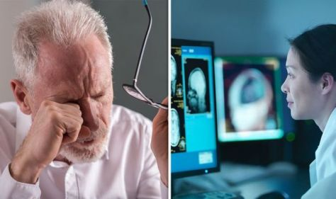 Eye twitching: Optician warns spasms could be a sign of brain and nervous system disorders
