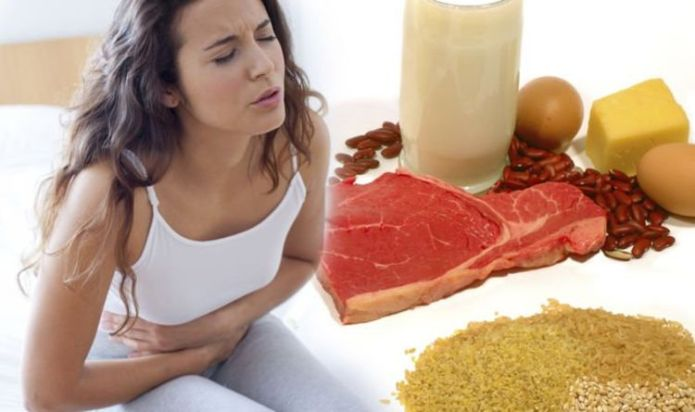 Stomach bloating: Low FODMAP diet has been shown to help ease and reduce symptoms