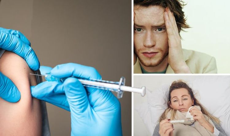 AstraZeneca vaccine side effects: Six coronavirus-like side effects that may follow jab