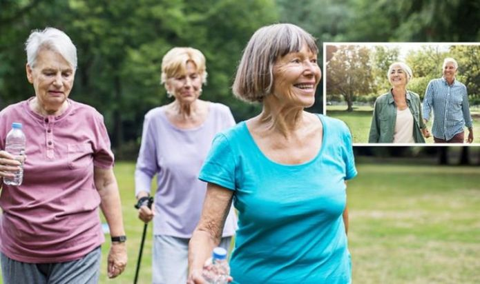 How to live longer: Walking speed can influence your life expectancy - BMJ study