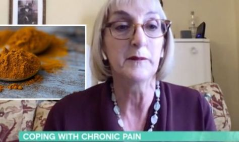 Fibromyalgia: Chronic pain doctor says turmeric could help end a lot of suffering
