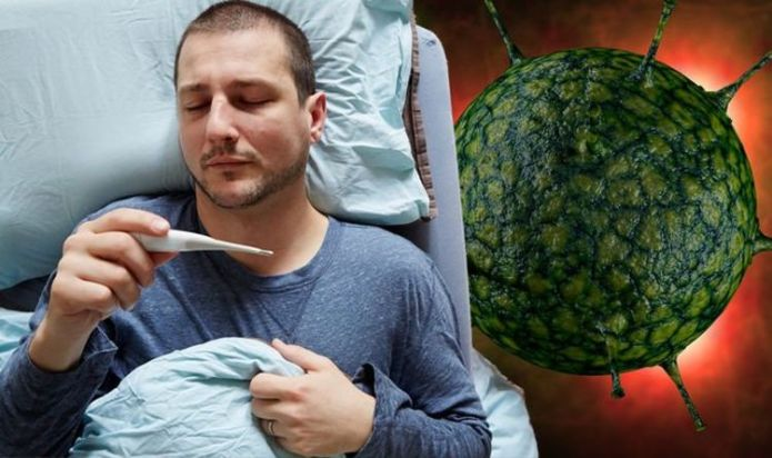 Rhinoviruses are soaring in England due to easing of coronavirus restrictions - professor
