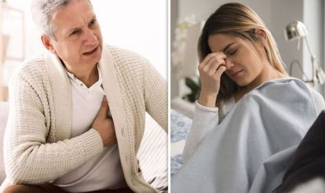 Covid: Four factors that increase your risk of prolonged illness revealed in new data