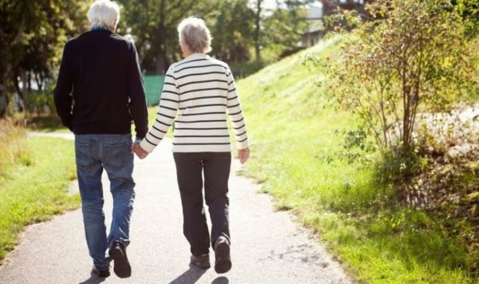 How to live longer: How far you should walk every day to avoid an early death