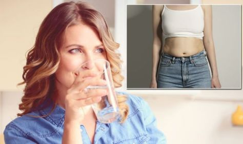 Stomach bloating: The best drink according to experts to help reduce your painful symptoms