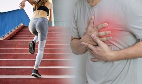 Heart attack: A type of exercise which increases your risk of the deadly condition