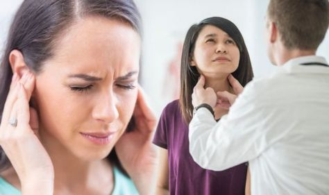 Thyroid cancer: The lesser-known warning sign of your risk found in the ear