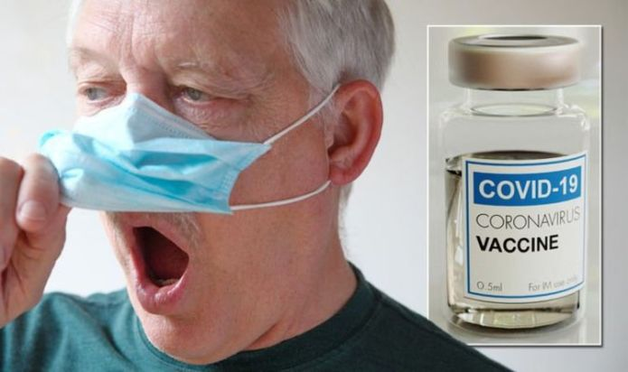 Pfizer vaccine: Three delayed side effects to spot - 'seek medical attention right away'