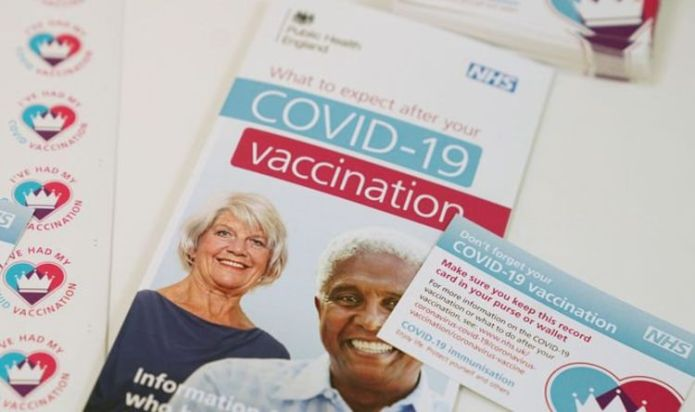 Covid vaccine in numbers: PHE figures show LANDSLIDE of infections and deaths prevented